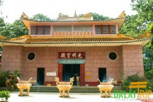 Tau Pagoda - Thien Vuong Co Sat Pagoda