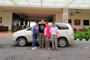 Dalat Car Rental With Our Driver Tuan