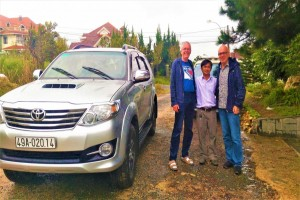 Dalat Car Rental With Our Driver Huynh