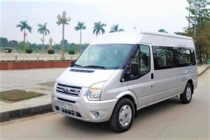Private 16 Seat Van For Rent With Our Driver Phong